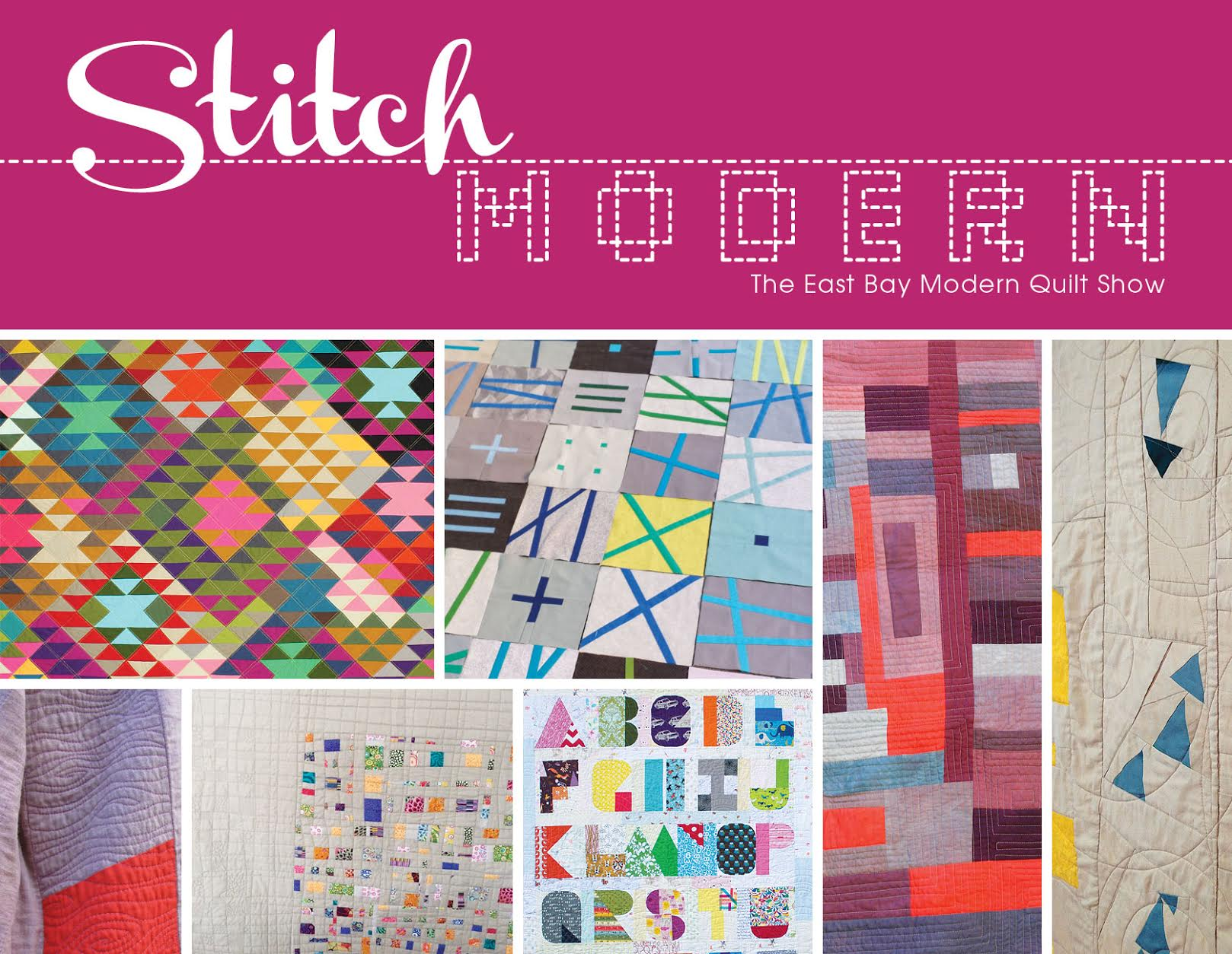 Stitch Modern 2015 – east bay modern quilters